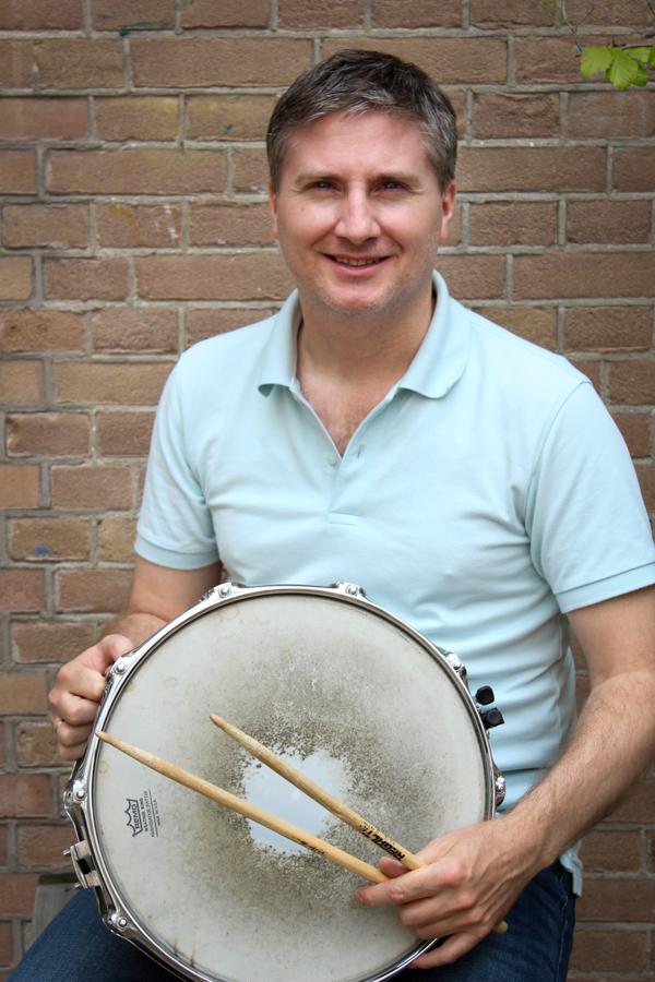 Drumles in Rotterdam door Julius Schulz